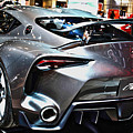 Toyota Ft-1 Concept Number 1 by Alan Look