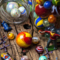Toys And Marbles by Garry Gay