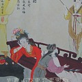 Tr014 Highest Ranking Imperia Concubine Of Drunk by Bei Wang