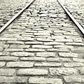 Tracks In The Road by Gary Smith