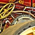 Traction Engine Steering Mechanism by Catchavista