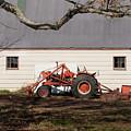 Tractor Barn Branch by Grant Groberg