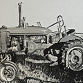 Tractor by Mary Capriole
