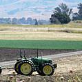 Tractor by Robert Redlight