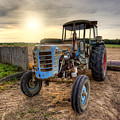 Tractor by Vincent Ferooz