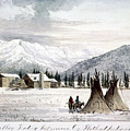 Trading Outpost, C1860 by Granger