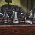 Traditional Barber Shop by Susan Candelario