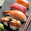 Traditional Japanese Sushi 2 by Vadim Goodwill