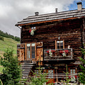 Traditional Wooden House by Wolfgang Stocker
