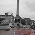 Trafalgar On The Armistice by John Meader