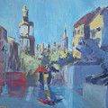 Trafalgar Square by Bryan Alexander