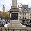 Trafalgar Square Number 1 by John Meader