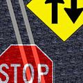 Traffic Signs by Hannah Breidenbach