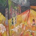 Tragedy Of Loneliness by Wojtek Kowalski