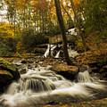 Trahlyta Falls by Barbara Bowen