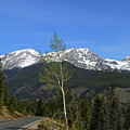 Trail Ridge Road May 2017 by Christiane Schulze Art And Photography