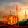 Trailer Ship H A by Gert J Rheeders