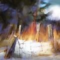 Trail's End by Bob Salo