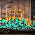 Train Art by Bill Posner