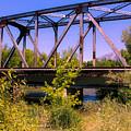Train Bridge by Adam Baier