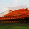 Train Depot by Wayne Archer