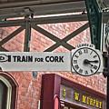 Train For Cork by Sharon Popek