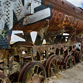 Train Graveyard Uyuni Bolivia 14 by Bob Christopher