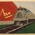 Train  by Nick  Kenworthy