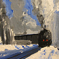Train by Patricia Awapara