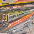 Train Ride by Richard Benson