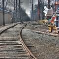 Train Series 1 by David Bearden