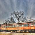 Train Series 3 by David Bearden