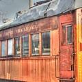 Train Series 5 by David Bearden