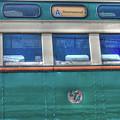 Train Series 8 by David Bearden