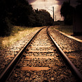 Train Tour Of Darkness by Jorgo Photography - Wall Art Gallery