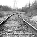 Train Tracks by Josh  Busker