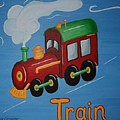 Train by Valerie Carpenter