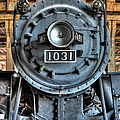 Trains - Steam Locomotive 1031 by Dan Carmichael