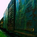Trains 12 Selfoc by Jay Mann