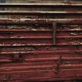 Trains 13 Retro by Jay Mann