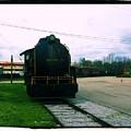 Trains 3 7a by Jay Mann