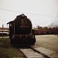 Trains 3 Retro by Jay Mann