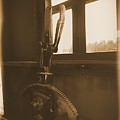 Trains 6 2 by Jay Mann