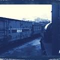 Trains 7 3a by Jay Mann