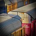 Trains - Nashville by Samuel M Purvis III