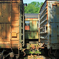 Trainyard 5 by Steve  Gass