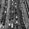Trainyard by Steven Richman
