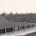Tranmere Rovers - Prenton Park - Bebington Kop End 1 - Bw - 1967 by Legendary Football Grounds