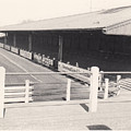 Tranmere Rovers - Prenton Park - Borough Road Stand 1 - Bw - 1967 by Legendary Football Grounds