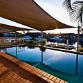 Tranquil Pool by Darren Burton